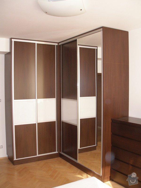 Vestavěná skříň na míru,nábytek na míru: P4180004