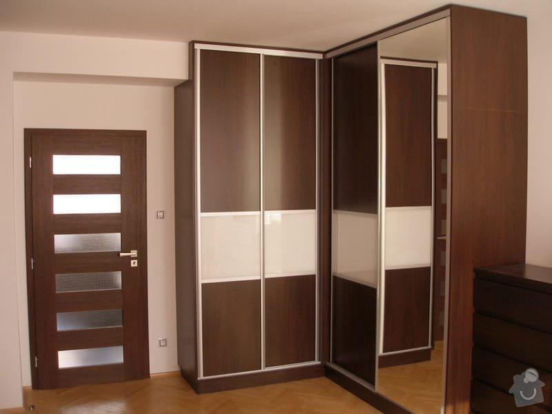 Vestavěná skříň na míru,nábytek na míru: P4180005