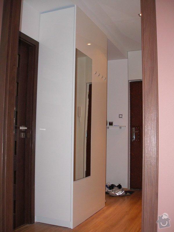 Vestavěná skříň na míru,nábytek na míru: P4180006