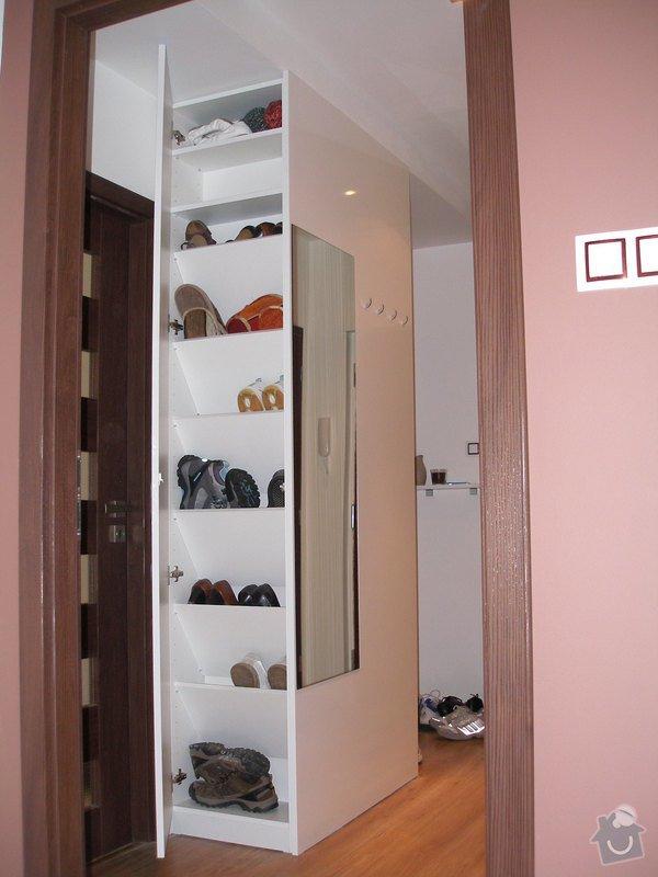 Vestavěná skříň na míru,nábytek na míru: P4180007