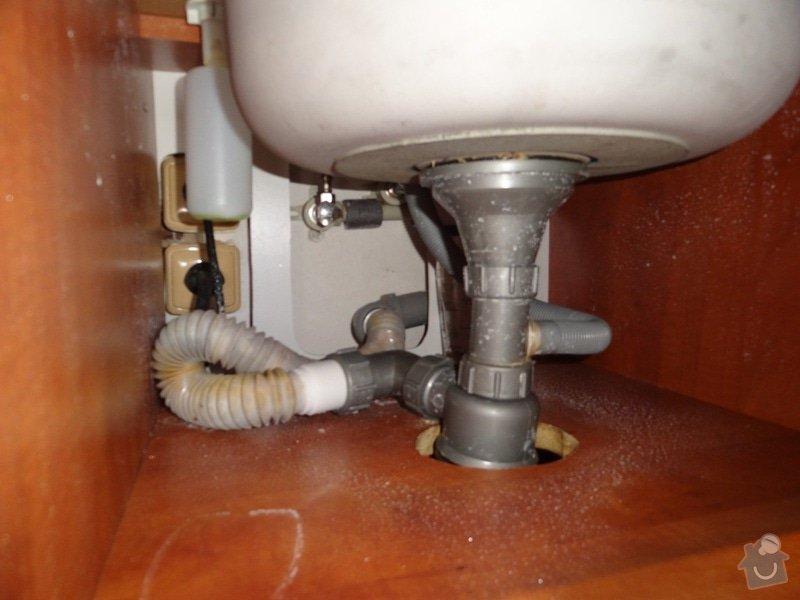 Opravu odpadu od kuch. linky : DSC02336