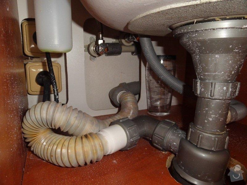Opravu odpadu od kuch. linky : DSC02337