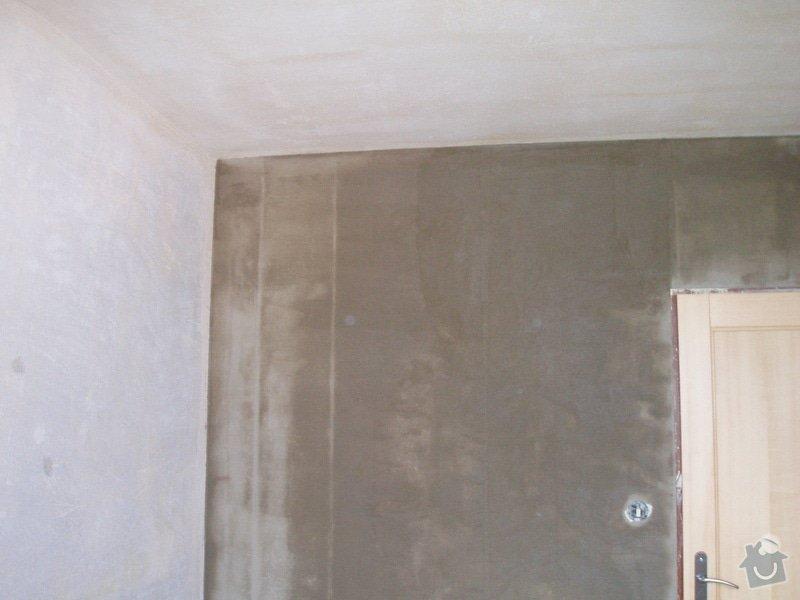 Částečná rekonstrukce obývacího pokoje: 007