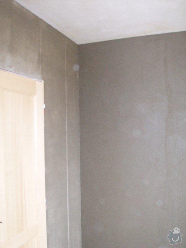 Částečná rekonstrukce obývacího pokoje: 008