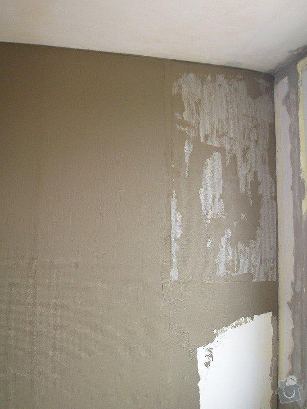Částečná rekonstrukce obývacího pokoje: 009