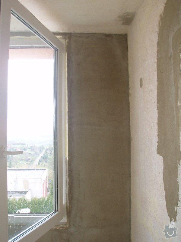 Částečná rekonstrukce obývacího pokoje: 011
