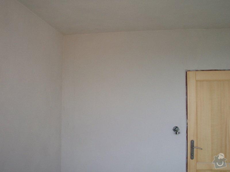 Částečná rekonstrukce obývacího pokoje: 016