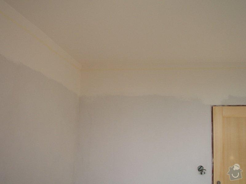 Částečná rekonstrukce obývacího pokoje: 022