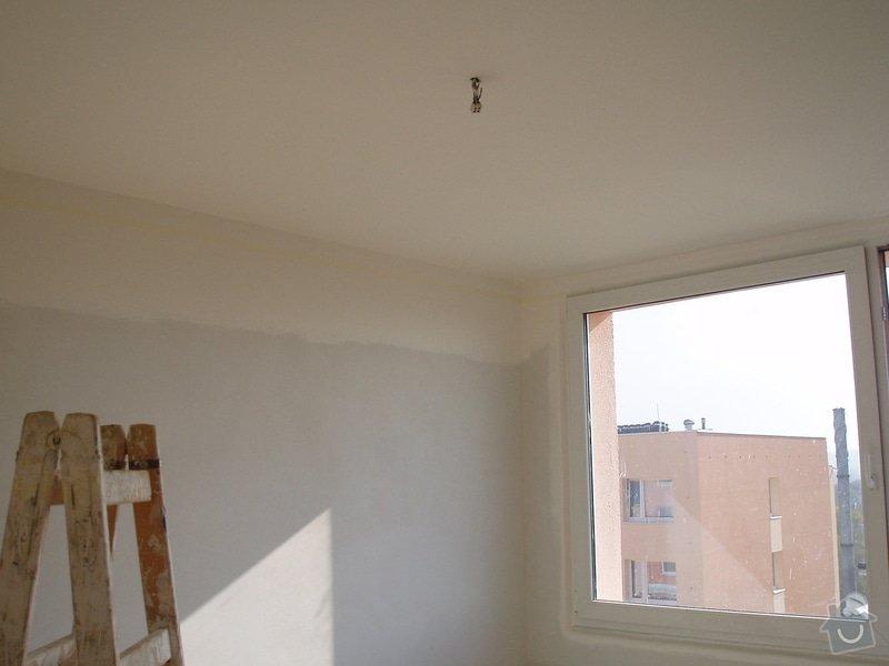 Částečná rekonstrukce obývacího pokoje: 023