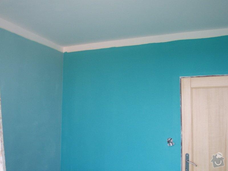 Částečná rekonstrukce obývacího pokoje: 024