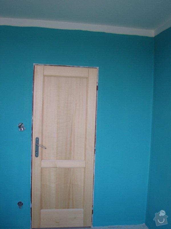 Částečná rekonstrukce obývacího pokoje: 025