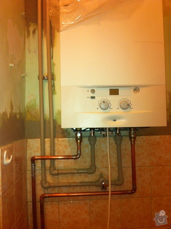 Montáž kotle, topení úprava vody: IMG_1534
