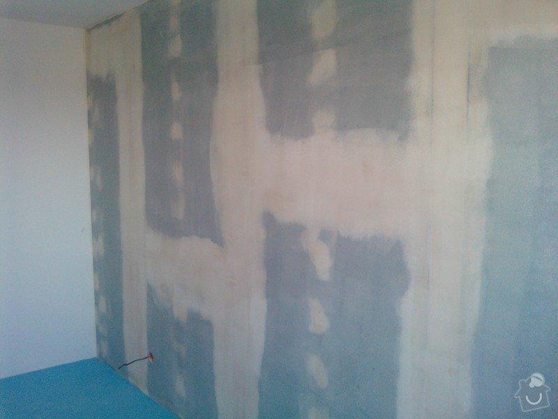Odhlučnění stěny: P1140_09-03-10