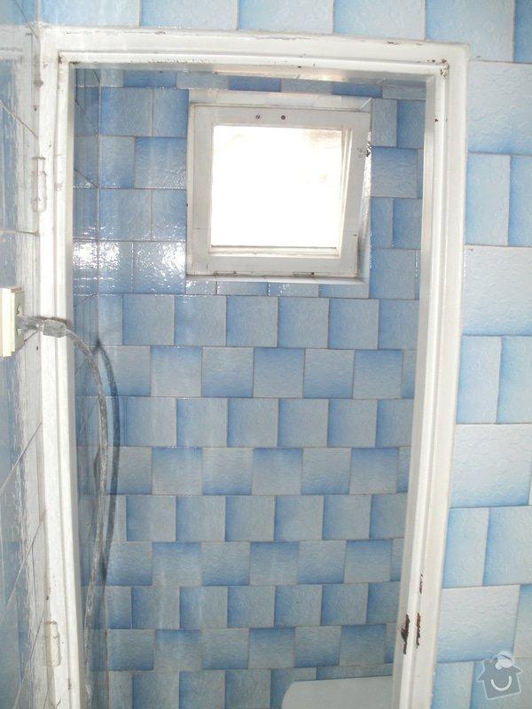 Rekonstrukce zděné koupelny: 7