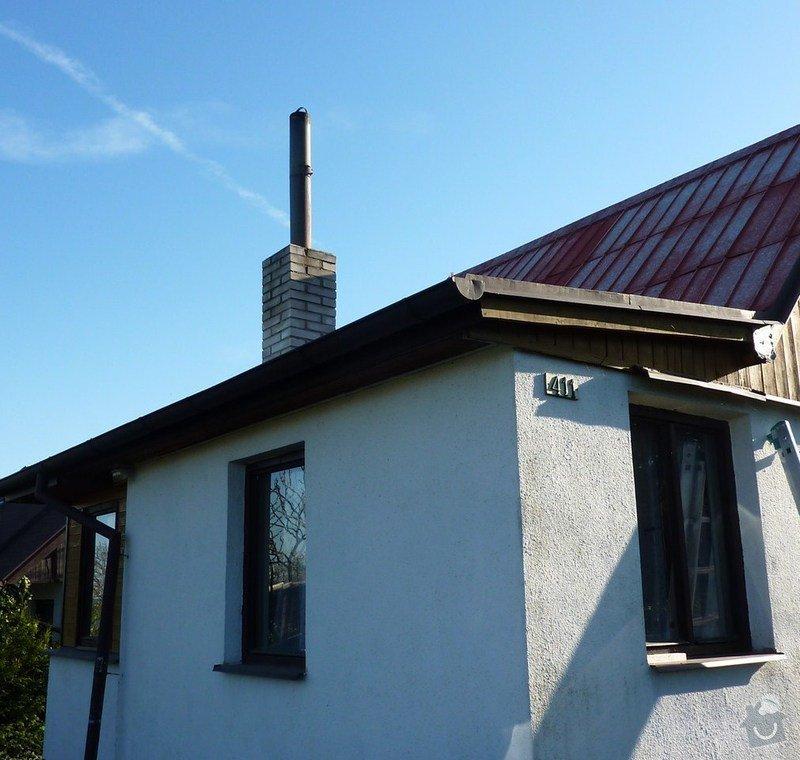 Opravu komína,koroze: P1040967