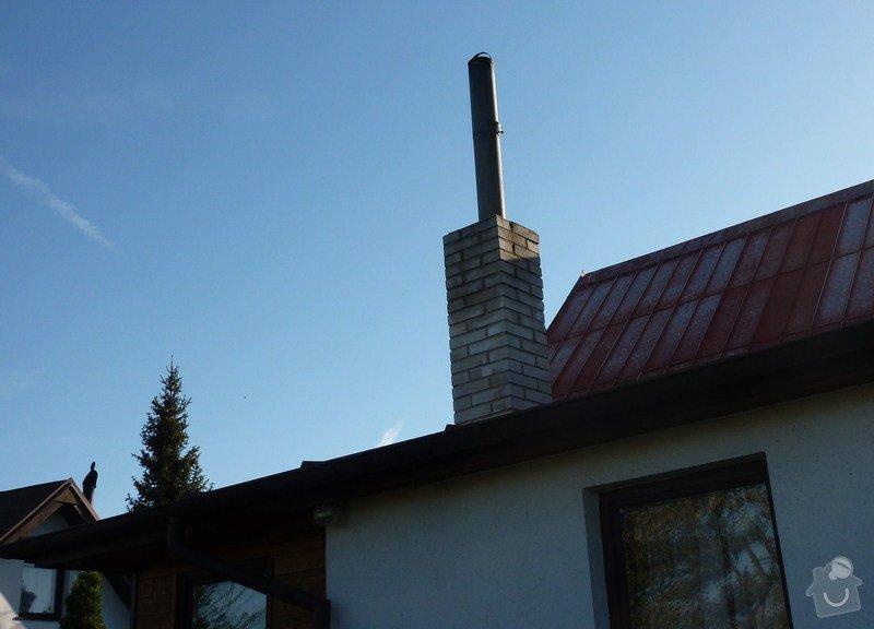 Opravu komína,koroze: P1040968