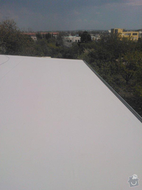 Izolace střechy : WP_000076