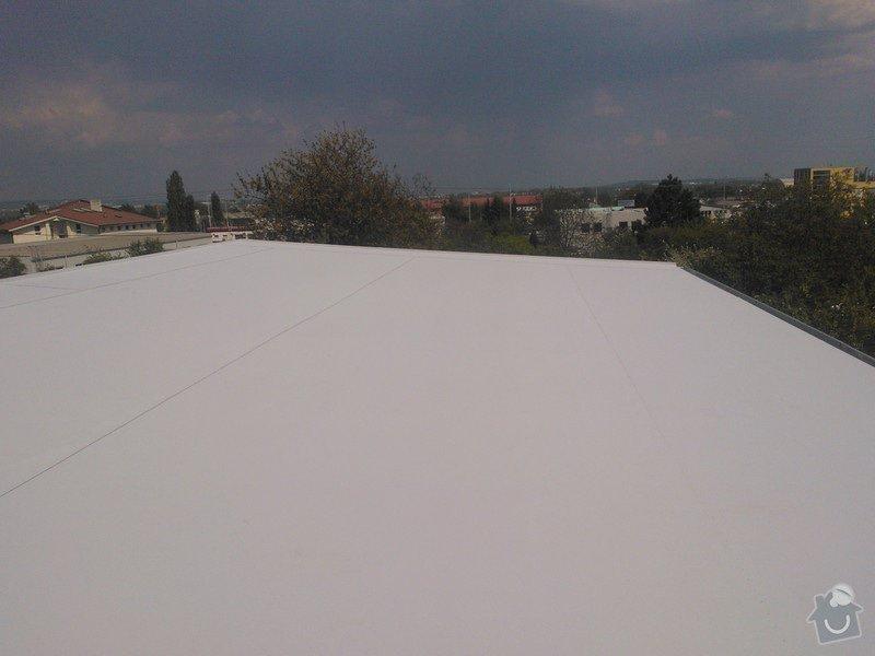 Izolace střechy : WP_000078