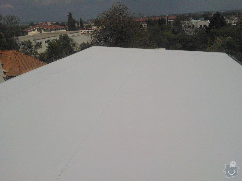 Izolace střechy : WP_000079