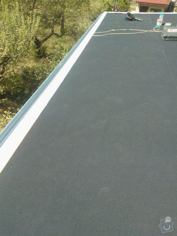 Izolace střechy : WP_000074