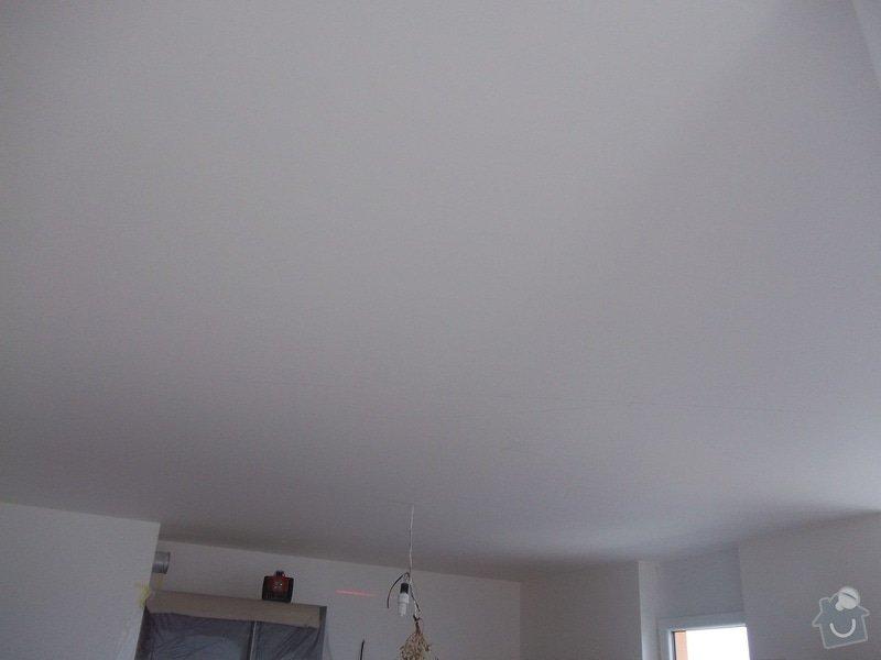 Snížené podhledy a montáž bodového osvětlení: 104_1367