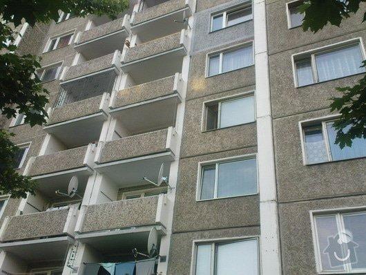 Zasíťování balkonu proti úniku kočky: 9