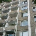 Zasitovani balkonu proti uniku kocky 9