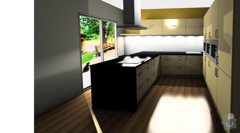 Kuchyňskou linku: 3dtomas1