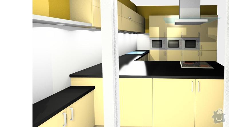 Kuchyňskou linku: 3dtomas2