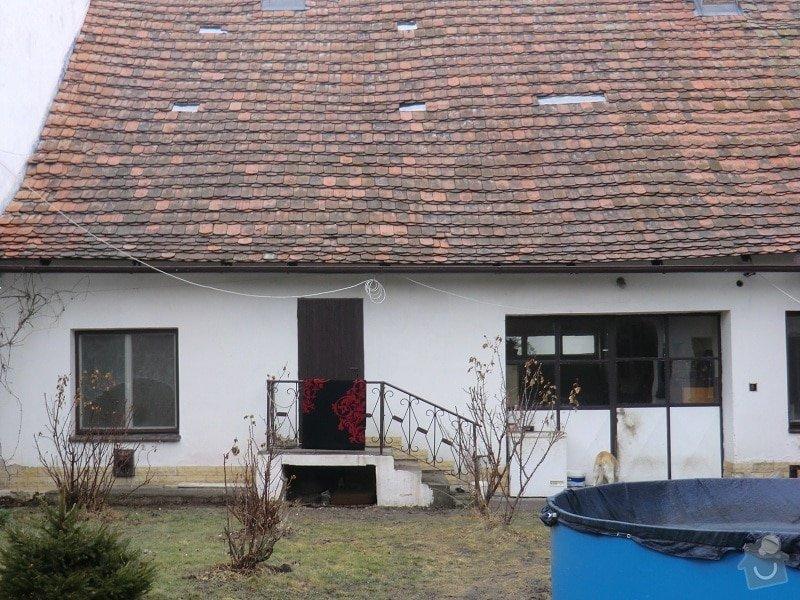 Rekonstrukce střechy, půdy: CIMG1850