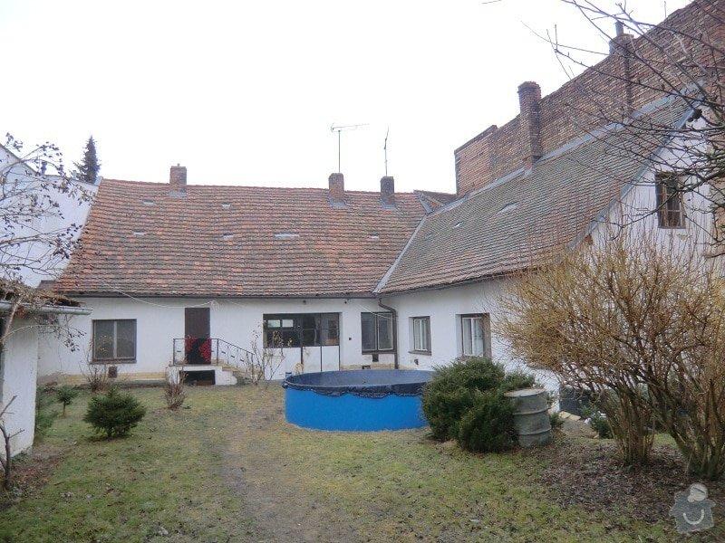 Rekonstrukce střechy, půdy: CIMG1849