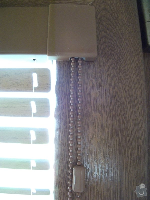 Okenní interiér.žaluzie (2x cca 670x1250 mm): DSCF4446