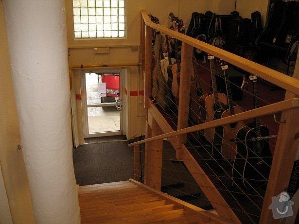 Stavba patra v Hudebním domě: 3