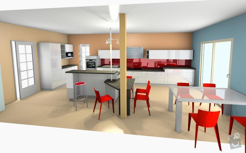 Výroba kuchyně: kuchyn4