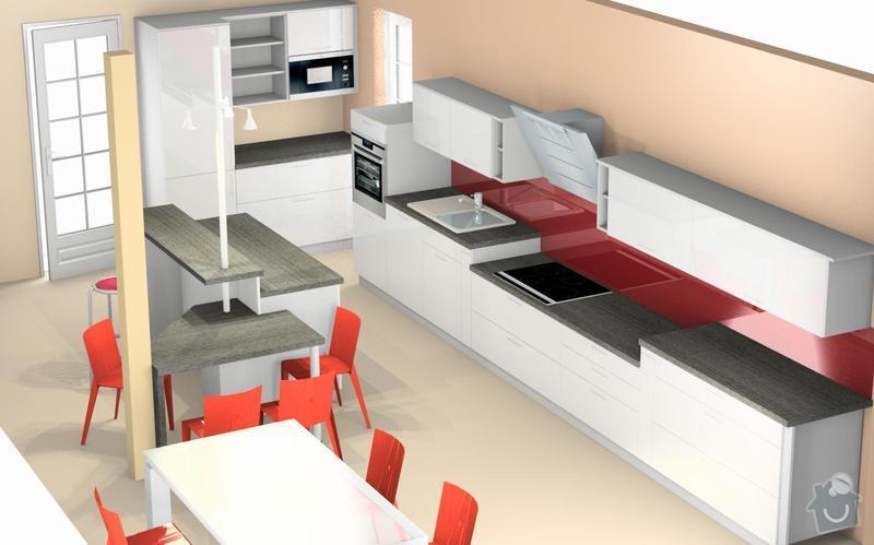 Výroba kuchyně: kuchyn