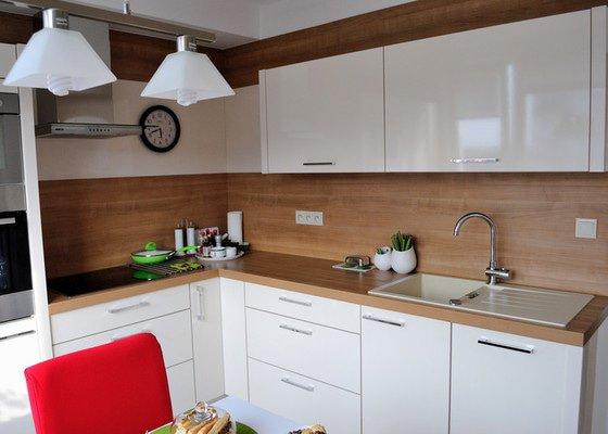 Kuchyně Nolte do bytu v panelovém domě