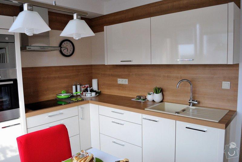Kuchyně Nolte do bytu v panelovém domě: DSC_0020