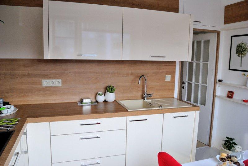 Kuchyně Nolte do bytu v panelovém domě: DSC_0021