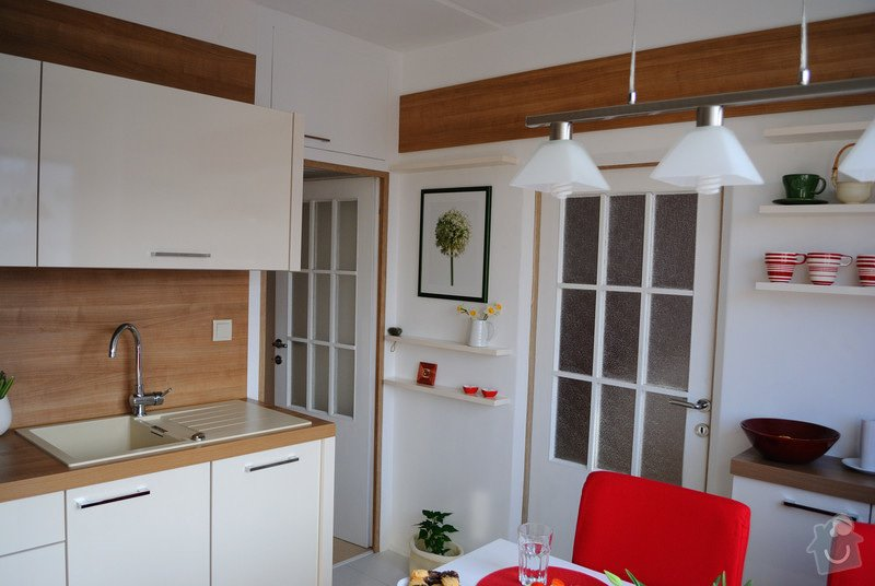 Kuchyně Nolte do bytu v panelovém domě: DSC_0022