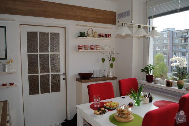 Kuchyně Nolte do bytu v panelovém domě: DSC_0023