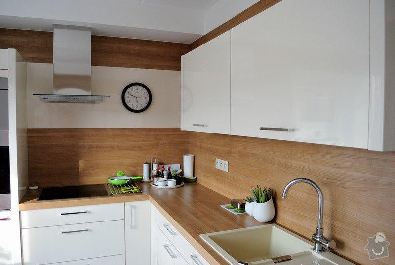 Kuchyně Nolte do bytu v panelovém domě: DSC_0026