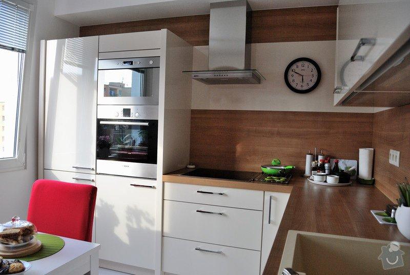 Kuchyně Nolte do bytu v panelovém domě: DSC_0030