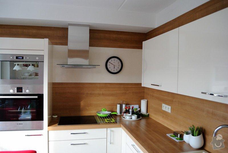 Kuchyně Nolte do bytu v panelovém domě: DSC_0033