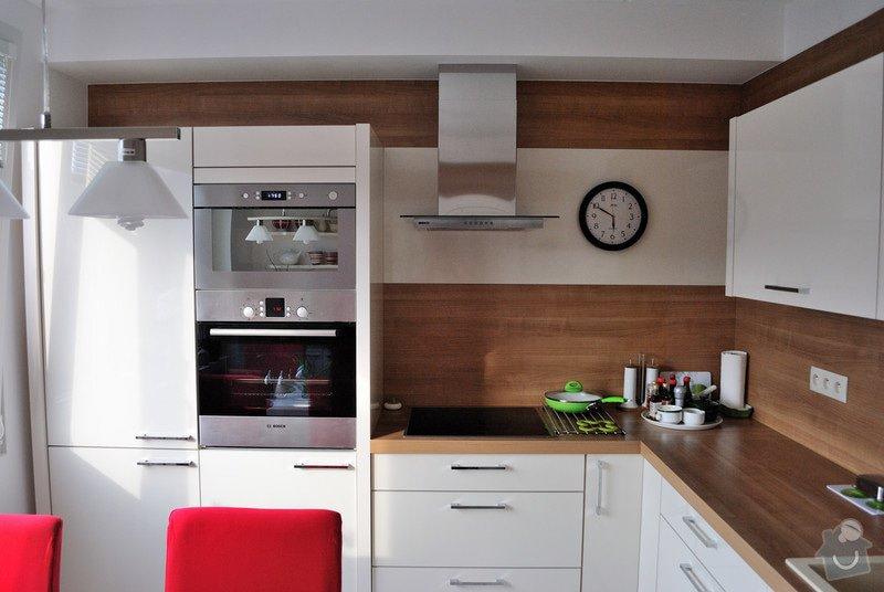 Kuchyně Nolte do bytu v panelovém domě: DSC_0034