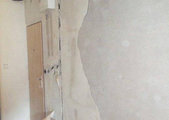 Podhledy, štuk , zdi, výmalba