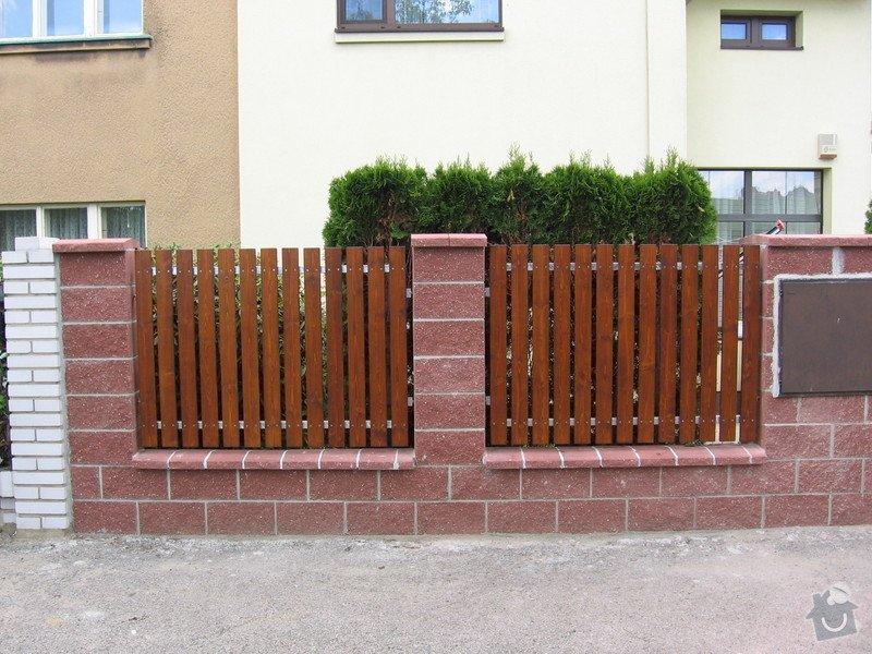 Odstranění a stavba nového plotu u rodinného domu: IMG_2794