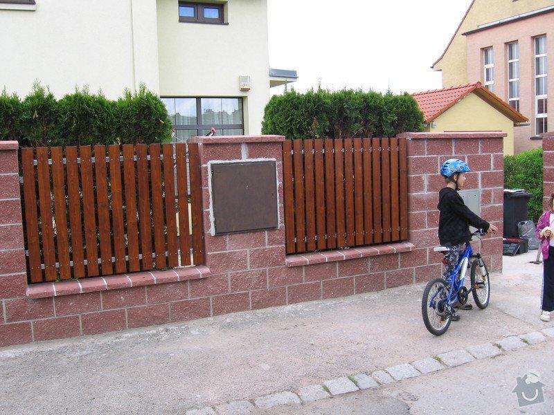 Odstranění a stavba nového plotu u rodinného domu: IMG_2795
