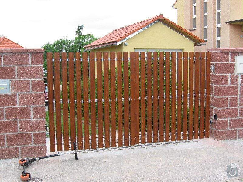 Odstranění a stavba nového plotu u rodinného domu: IMG_2796
