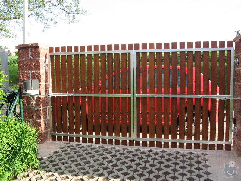 Odstranění a stavba nového plotu u rodinného domu: IMG_2797