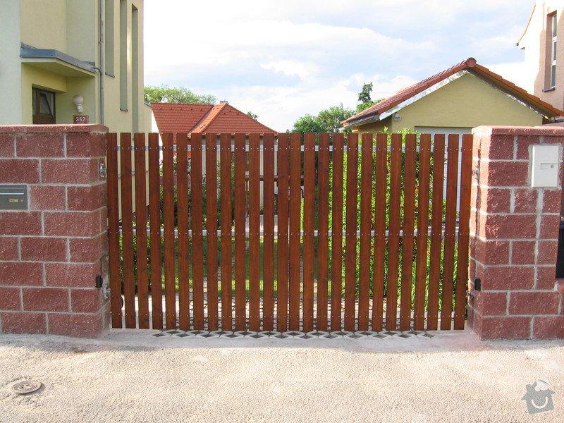 Odstranění a stavba nového plotu u rodinného domu: IMG_2799